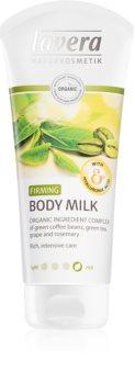 Lavera Firming festigende Body lotion gegen Cellulite und Schwangerschaftsstreifen