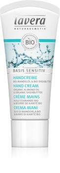 Lavera Basis Sensitiv crema de maini hranitoare