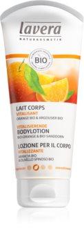 Lavera Bio Orange & Bio Sanddorn Light Body Milk