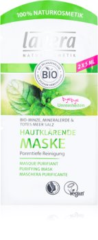 Lavera Bio Mint Deep Cleansing Mask