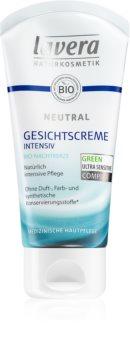 Lavera Neutral crema de fata hidratanta pentru piele sensibila si inrosita