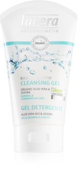 Lavera Basis Sensitiv gel detergente per pelli normali e miste