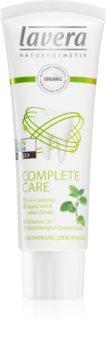 Lavera Complete Care Minze-Zahnpasta