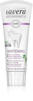 Lavera Whitening отбеливающая зубная паста
