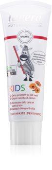 Lavera Kids Pasta de dinti pentru copii.