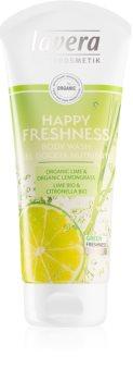 Lavera Happy Freshness energiespendendes Duschgel