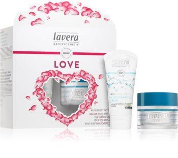 Lavera Love dárková sada (na obličej)