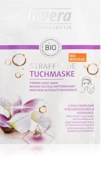 Lavera Sheet Mask masca de celule cu efect de fermitate