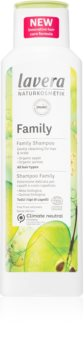Lavera Family Gentle Cleansing Shampoo for All Hair Types