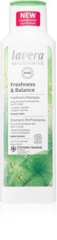 Lavera Freshness & Balance frissítő sampon