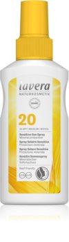 Lavera Sun Sensitiv Bräunungsspray SPF 20