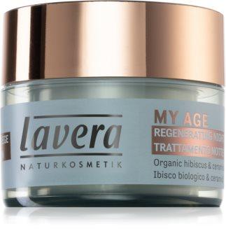 Lavera My Age Regenerating Night Cream