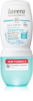 Lavera Basis Sensitiv Roll-On Deodorant  til sensitiv hud