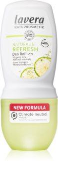Lavera Natural & Refresh deodorant roll-on 48h