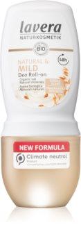 Lavera Natural & Mind deodorant roll-on 48h