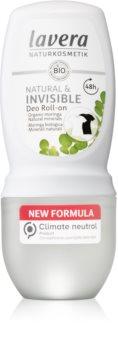 Lavera Natural & Invisible deodorant roll-on