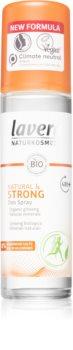 Lavera Natural & Strong дезодорант в спрей  48 часа
