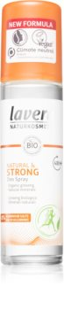 Lavera Natural & Strong deodorant ve spreji 48h