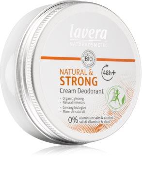 Lavera Natural & Strong krémový deodorant 48h