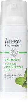 Lavera Pure Beauty lekki fluid nawilżający