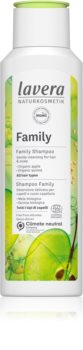 Lavera Family Shampoo for All Hair Types