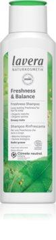 Lavera Freshness & Balance Verfrissende Shampoo  voor Vet Haar en Hoofdhuid