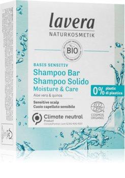 Lavera Moisture & Care Shampoo Bar