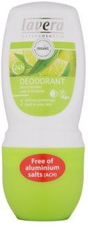 Lavera Body Spa Lime Sensation desodorizante roll-on