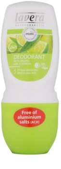 Lavera Body Spa Lime Sensation dezodorant roll-on