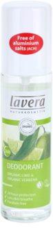 Lavera Body Spa Lime Sensation deodorant ve spreji