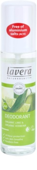 Lavera Body Spa Lime Sensation дезодорант в спрей