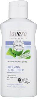 Lavera Faces Cleansing lotion tonique douce pour peaux grasses et mixtes