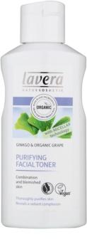 Lavera Faces Cleansing lozione tonica detergente per pelli grasse e miste