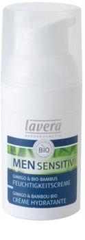 Lavera Men Sensitiv odżywczy krem nawilżający na dzień