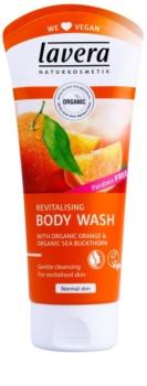 Lavera Body Wash Revitalising gel de duș