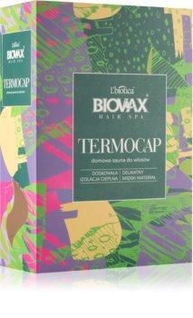 L'biotica Hair Spa Turban für das Haar