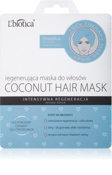 L'biotica Hair Mask maschera rigenerante per capelli