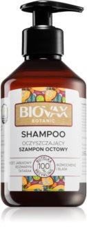 L'biotica Biovax Botanic sanftes Reinigungsshampoo für das Haar