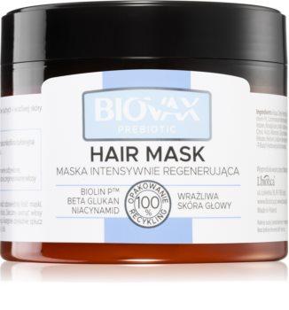 L'biotica Biovax Prebiotic регенерираща маска за коса
