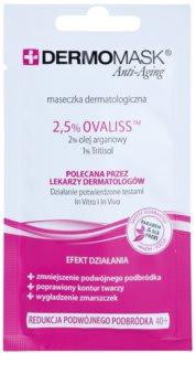 L'biotica DermoMask Anti-Aging mascarilla reafirmante para la eliminar la papada 40+