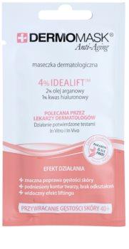 L'biotica DermoMask Anti-Aging маска за възстановяване плътността на кожата 40+