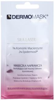 L'biotica DermoMask Night Active интензивна подмладяваща маска със стволови клетки