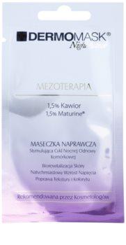 L'biotica DermoMask Night Active maska s účinkem mezoterapie