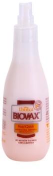 L'biotica L'biotica Biovax Dry Hair dvoufázový hydratační sprej pro suché a poškozené vlasy