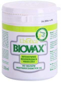 L'biotica L'biotica Biovax Dull Hair mascarilla reparación para cabello graso y cuero cabelludo