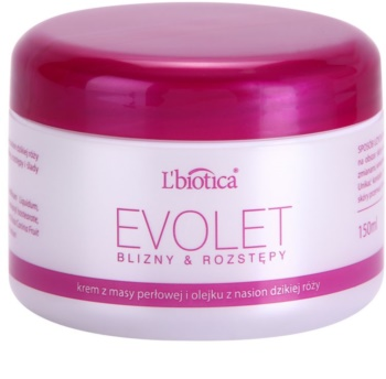 L'biotica Evolet Smoothing Cream to Treat Stretch Marks