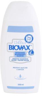 L'biotica Biovax Weak Hair hranilni šampon za šibke lase