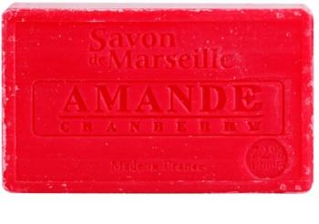 Le Chatelard 1802 Almond Cranberry lujoso jabón natural francés