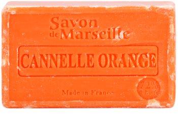 Le Chatelard 1802 Orange Cinnamon luxusní francouzské přírodní mýdlo