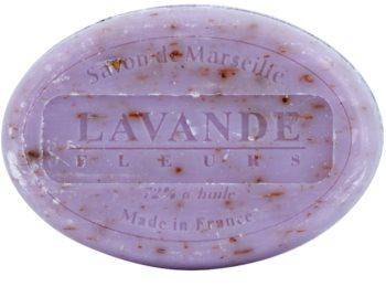 Le Chatelard 1802 Lavender Flowers sabão natural francês redondo